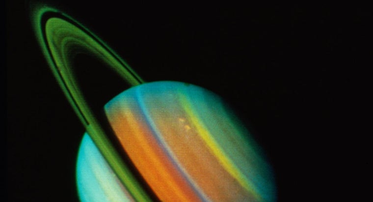 How Did Saturn Form?