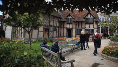 Where Did Shakespeare Go to School?