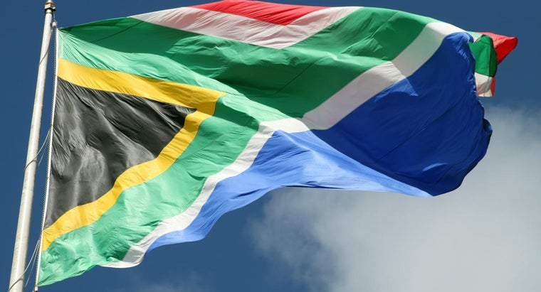 How Did South Africa Become a Country?