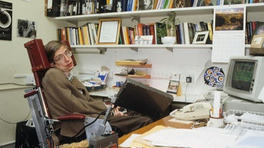 What Did Stephen Hawking Invent or Discover?