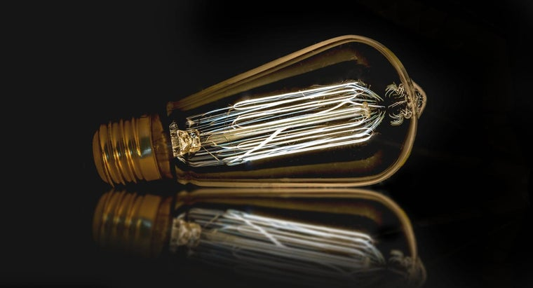Did Thomas Edison Invent the Light Bulb?