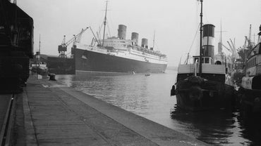 From Where Did the Titanic Depart and Where Was It Headed ?