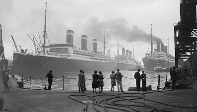 From Where Did the Titanic Set Sail?
