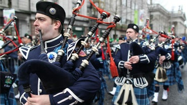 Where Did the Tradition of Playing Bagpipes at the Funerals of Police Officers and Firefighters Originate?