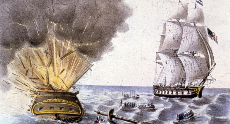 Where Did the War of 1812 Take Place?