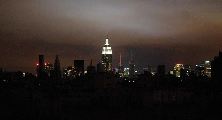 What Is the Difference Between a Blackout and a Brownout?