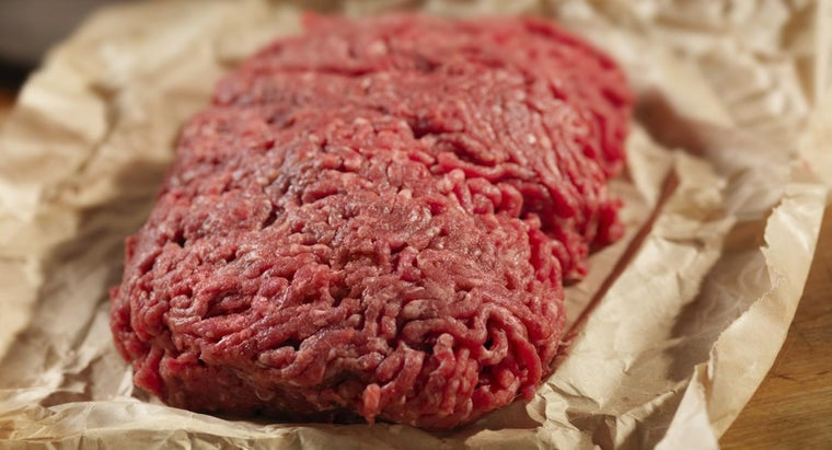 What Is the Difference Between Ground Beef and Ground Sirloin?