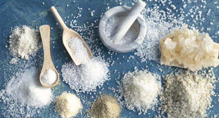 What Is the Difference Between Kosher Salt and Table Salt?