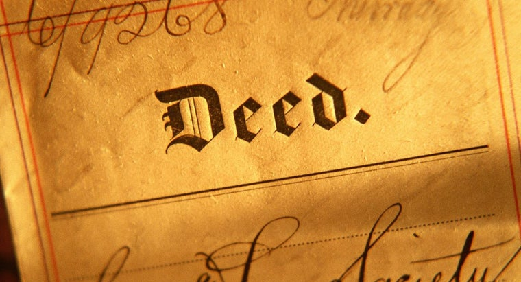 What Is the Difference Between a Property Deed and Title?