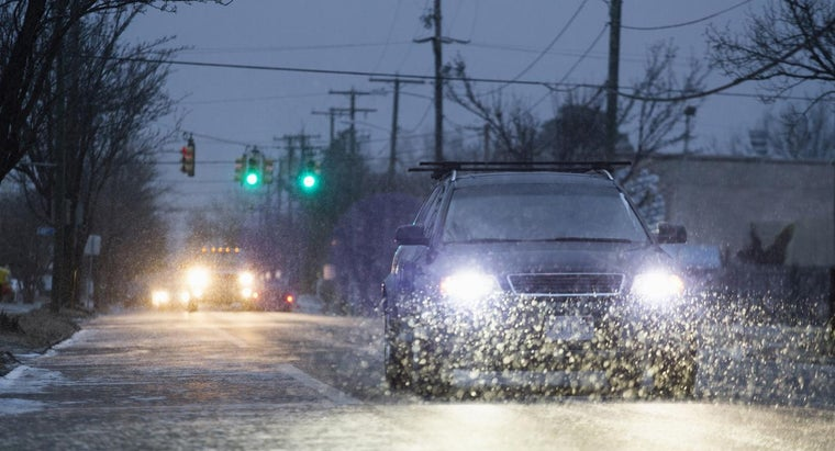 What Is the Difference Between Sleet and Snow?