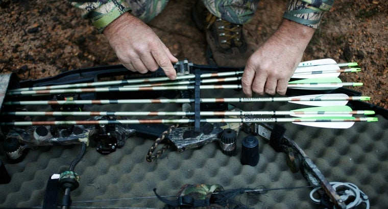 What Is the Difference in Carbon Versus Aluminum Arrows?