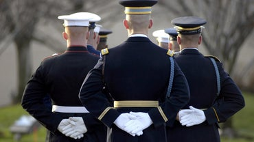What Are the Differences Between Ranks in the U.S. Military?