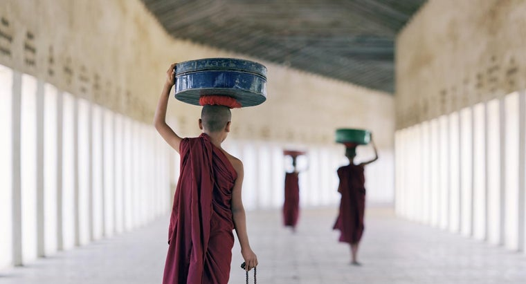 What Was the Diffusion of Buddhism?