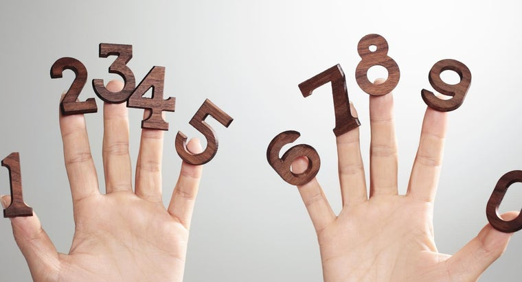 "What Is a ""digit"" in Math?"