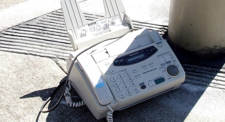 What Are the Disadvantages of a Fax Machine?