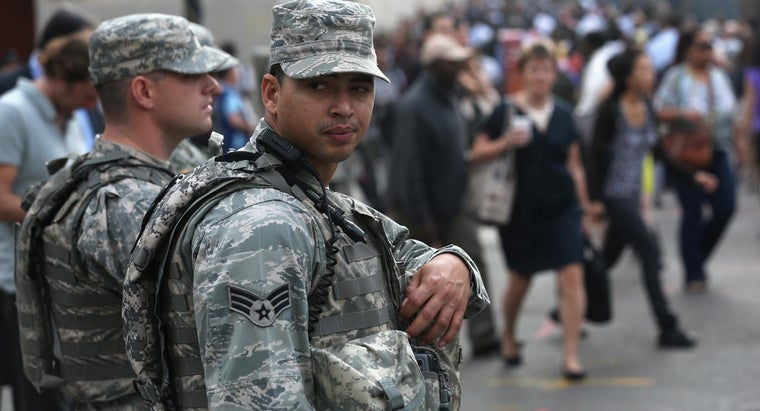 How Do You Get Discharged From the National Guard?