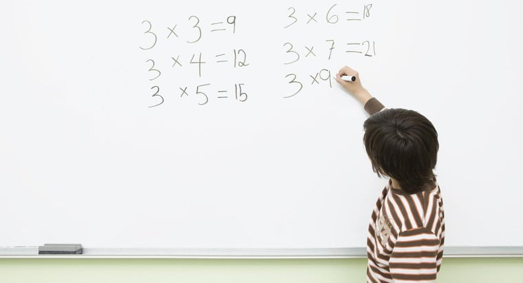 Who Discovered Multiplication?