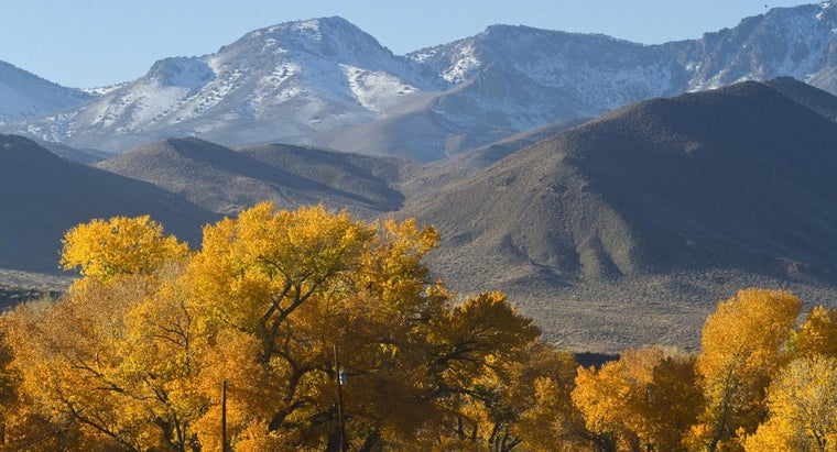 Who Discovered Nevada?
