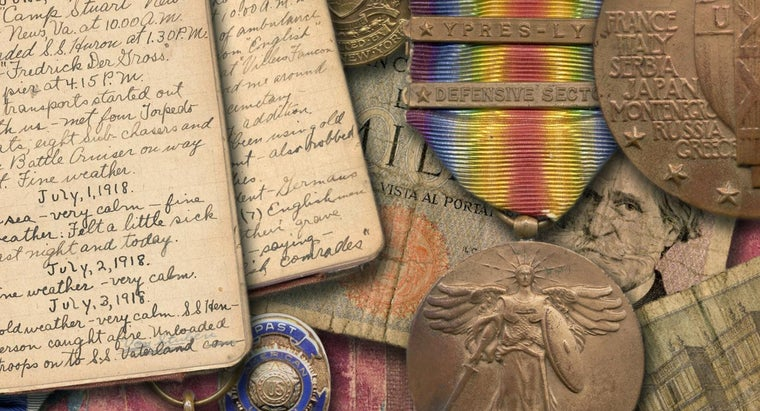Are There Any Discrepancies About the Facts of World War I?