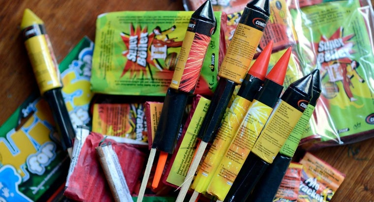 How Do You Dispose of Unused Fireworks?