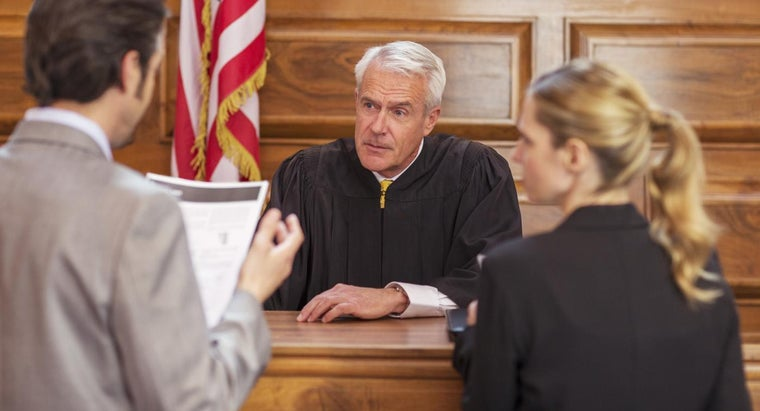 What Is a Dispositional Hearing in Adult Court?