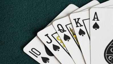 Does a Flush Beat Three of a Kind in Texas Hold'em?