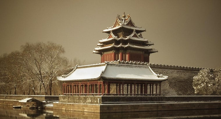 Does It Snow in China?