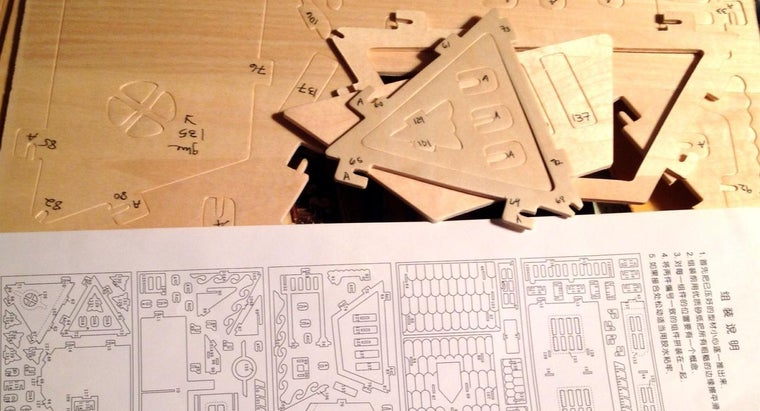 What Are Dollhouse Blueprints?