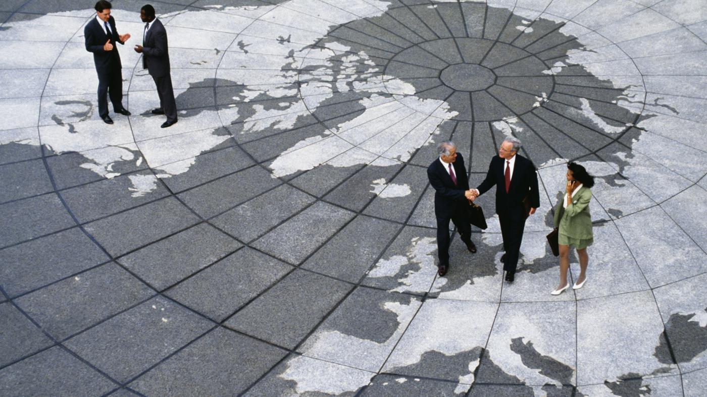 How Does Domestic Business Differ From International Business?