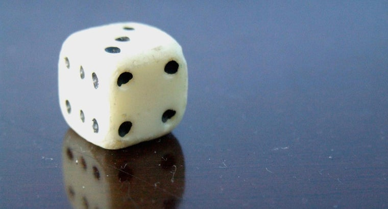 What Are the Dots on Dice Called?