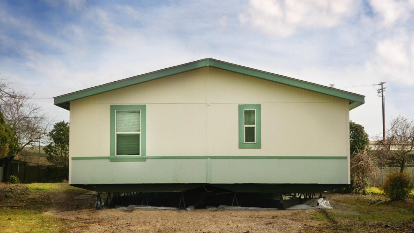 What Is a Double-Wide Trailer?