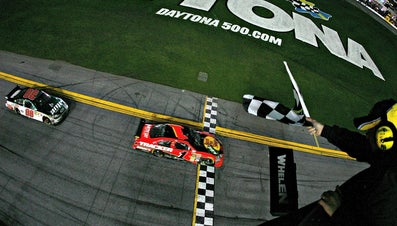 Which Driver Led the Fewest Laps and Still Won the Daytona 500?