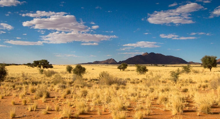 What Is the Definition of a Dry Climate?