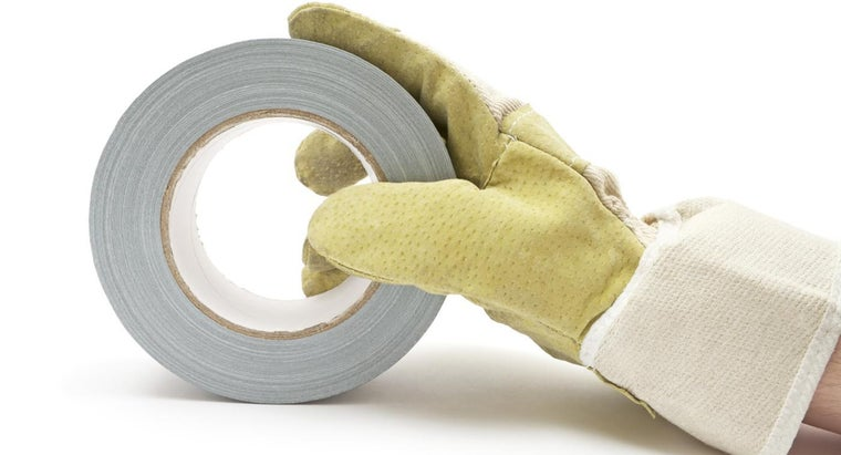 How Was Duct Tape Invented?