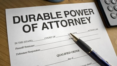 What Is a Durable Power of Attorney?