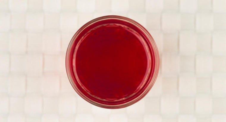 How Do You Dye Hair With Cranberry Juice?