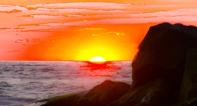 Is the Earth's Core Hotter Than the Sun?