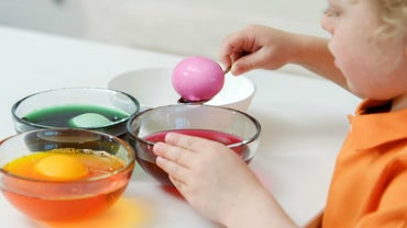 How Do You Get Easter Egg Dye Off Skin?