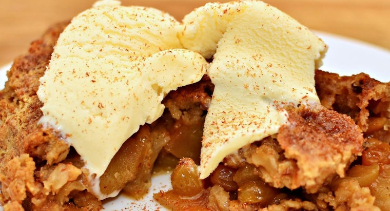 What Is an Easy Recipe for Apple Crisp?