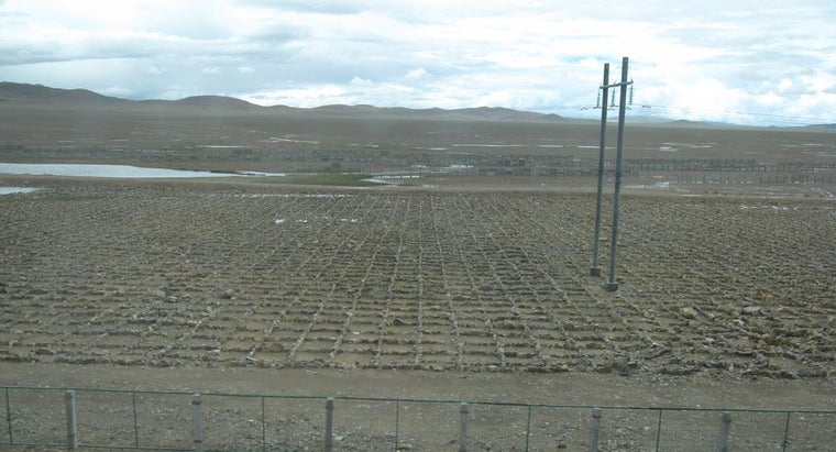 What Are the Effects of Desertification?