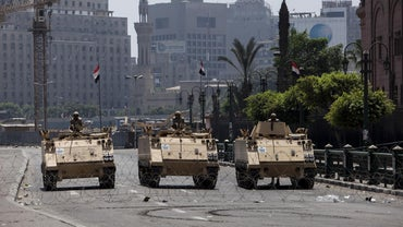 Who Are Egypt's Allies and Enemies?