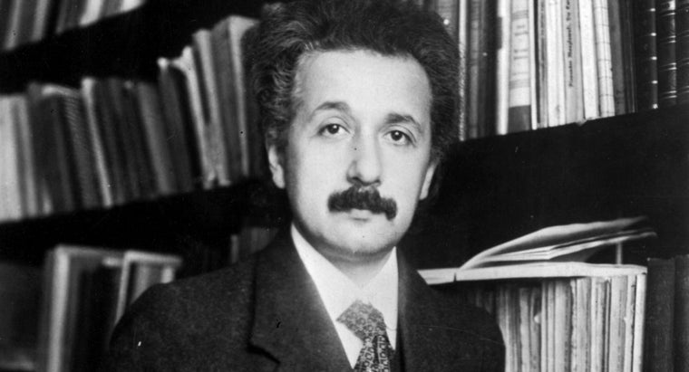 What Was Einstein's Job Before Becoming a Famous Scientist?