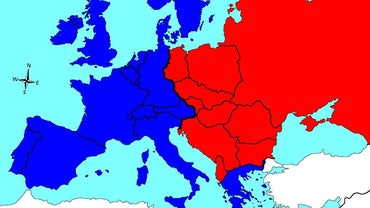 What Was the Elbe-Trieste Line?