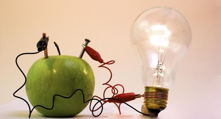 Is There Any Electricity in Fruit?