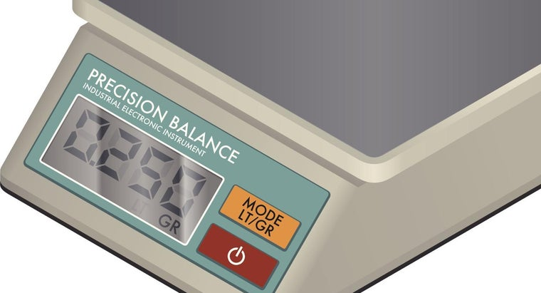 What Is an Electronic Balance Used For?