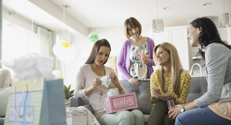 What Are Some Elephant-Themed Baby Shower Ideas?