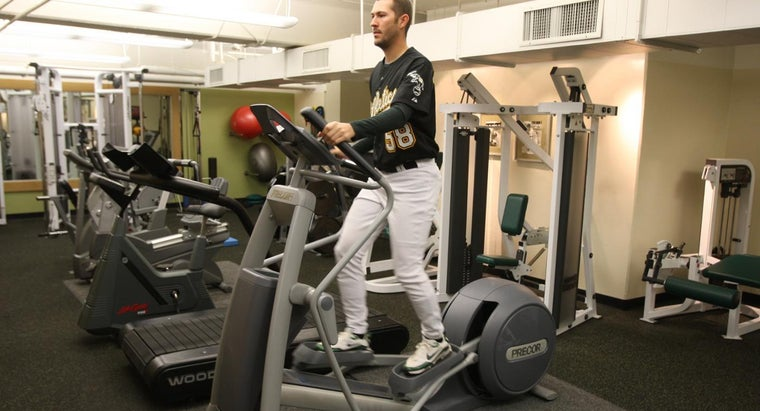 Does the Elliptical Trainer Work Your Abs?