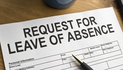 What Is an Employee Leave-of-Absence Letter?