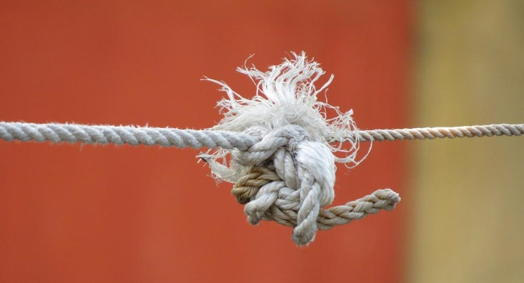 What Is the Equation for Tension in a Rope?