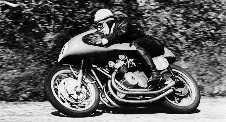 What Are Some Examples of Classic Motorcycles?